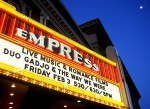 The Empress Theatre celebrated its 100th birthday, Friday. (Robinson Kuntz/Daily Republic)