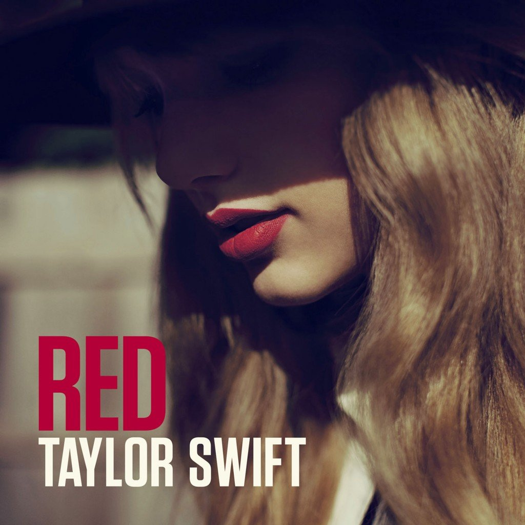 Red Taylor Swift Album Cover