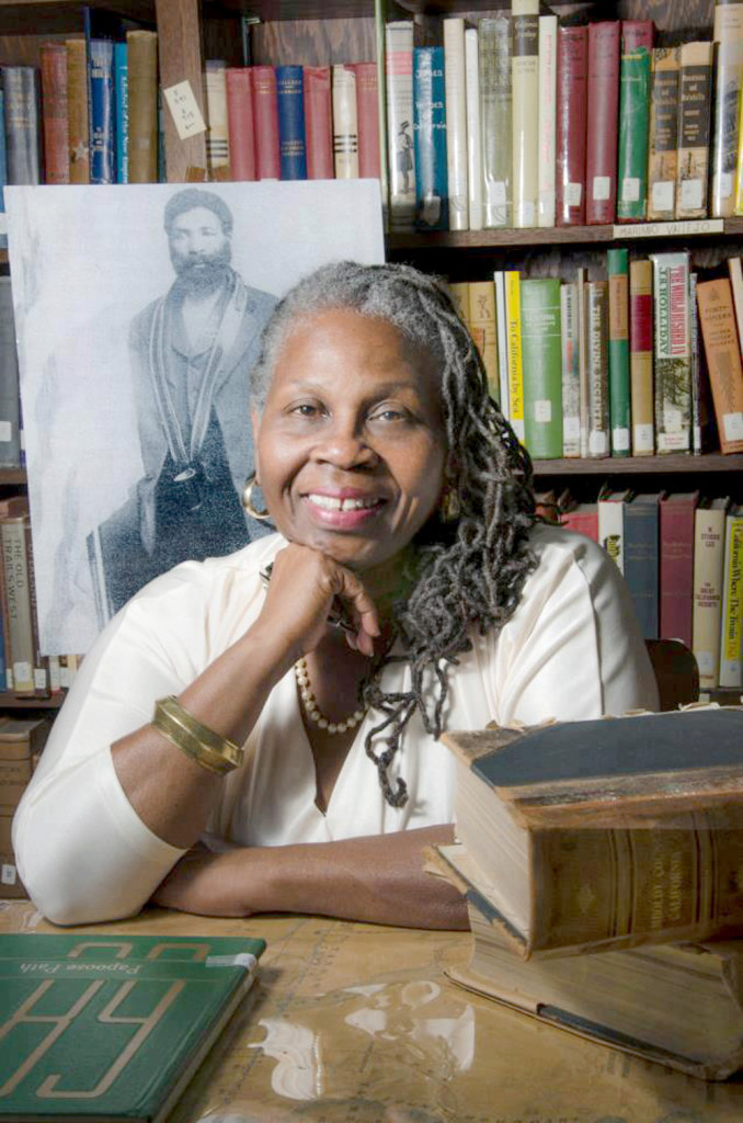 Author Sharon McGriff-Payne. (Courtesy photo)