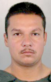Vacaville police photo of murder suspect German Lopez. (Courtesy photo)