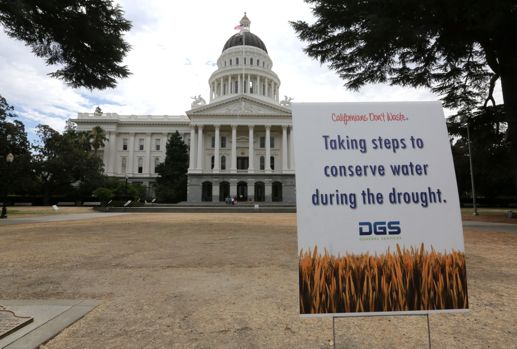 California Drought State Agencies
